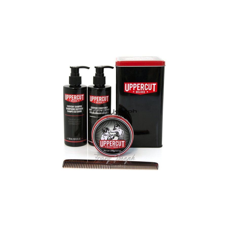 Подарочный набор Uppercut Deluxe Pomade Combo Kit
